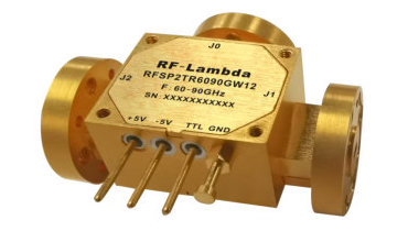 Reflective Coaxial SP2T Switch