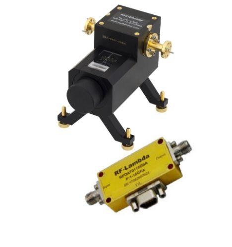 digital control attenuator waveguide attenuators